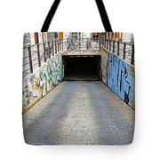 Street Art In Palma Majorca Spain Tote Bag