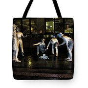 Street Billycan Time Tote Bag