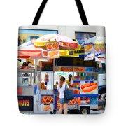 Street Food 2 Tote Bag