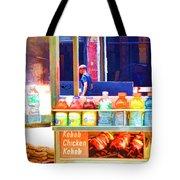 Street Food 3 Tote Bag