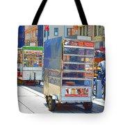 Street Food 8 Tote Bag