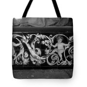 Street Innocence Tote Bag
