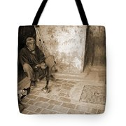 Street-life. Tote Bag