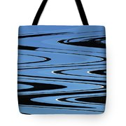 Street Light Abstract Tote Bag