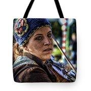 Street Musician IIi Tote Bag
