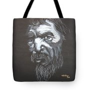 Street Person Tote Bag