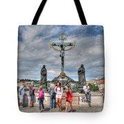 street Praha Chehia Tote Bag