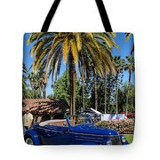 Street Rod In Meguiar's Circle Of Excellence Tote Bag