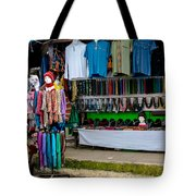 Street Shops At Ataco Tote Bag