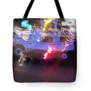 Street Sweeper Tote Bag