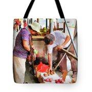 Street Vendors 1 Tote Bag