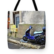 Street View Tote Bag