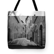 Street Within A Street Tote Bag