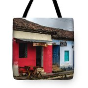 Streets Of Ataco 2 Tote Bag