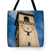 Streets Of Cesena 8 Tote Bag