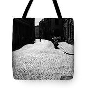 Streets Of Cesena Tote Bag