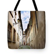Streets Of France Tote Bag