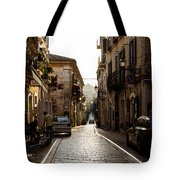 Streets Of Italy - Citta Sant Angelo 2 Tote Bag