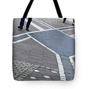 Streets Of Mainz 2 Tote Bag