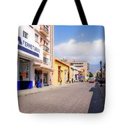 Streets Of Oaxaca Mexico 2 Tote Bag
