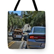 Streets Of San Francisco -1 Tote Bag