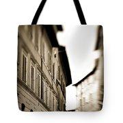 Streets Of Siena 2 Tote Bag