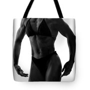 Strength And Grace Tote Bag