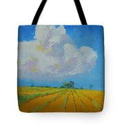 Strength For The Journey Ahead Tote Bag