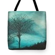 Strength In The Midst Tote Bag