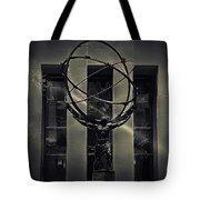 Strength Of Atlas Tote Bag