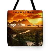 Strength1 Tote Bag