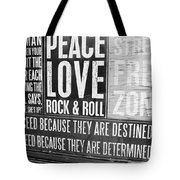 Stress Free Zone Too Tote Bag