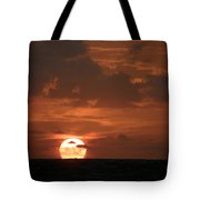Stretch And Rise Tote Bag