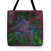 Stretched Colors Tote Bag