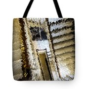Stretched Stairs Tote Bag