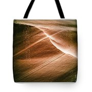 Striations. Tote Bag