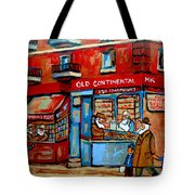 Strictly Kosher Tote Bag