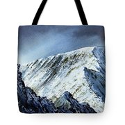 Striding Edge On Helvellin Tote Bag