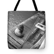Strike A Pose Tote Bag