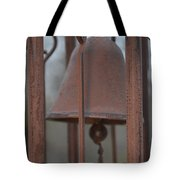 Strike The Bell Tote Bag