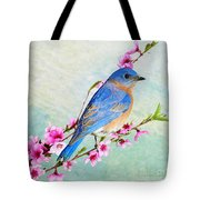 Striking A Pose Tote Bag
