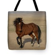 Striking A Pose Tote Bag by Nicole Markmann Nelson