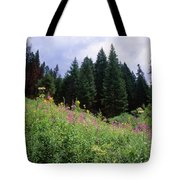 Striking Beauty Tote Bag