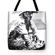 Striking It Rich Tote Bag