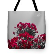 Striking Red  Tote Bag