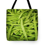 String Bean Heaven Tote Bag