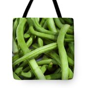 String Beans Tote Bag