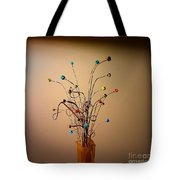 String Bouquet Tote Bag