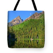 String Lake Morning Mirror Tote Bag
