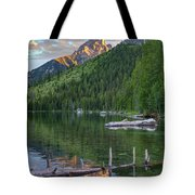 String Lake Tote Bag